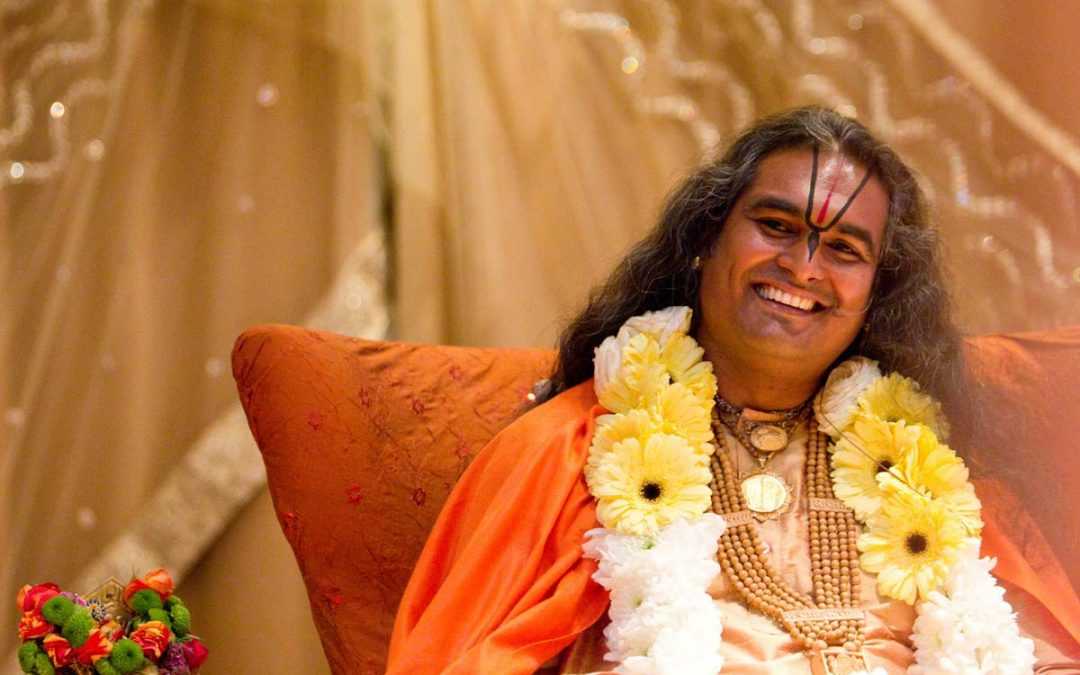 Interview with Guruji – Religion, Spirituality, Love