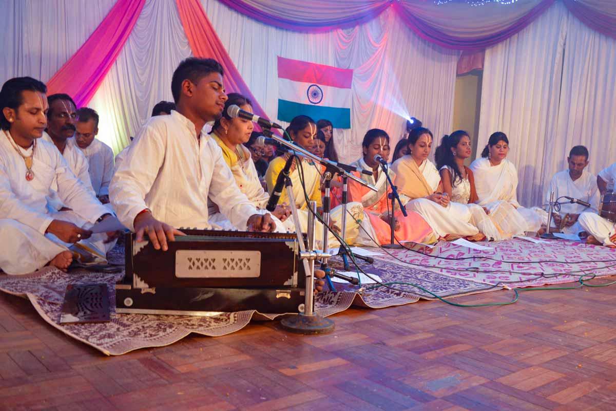 Music - Bhakti Marga Mauritius