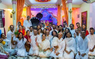 Experiences – Life with Guruji (part 1)